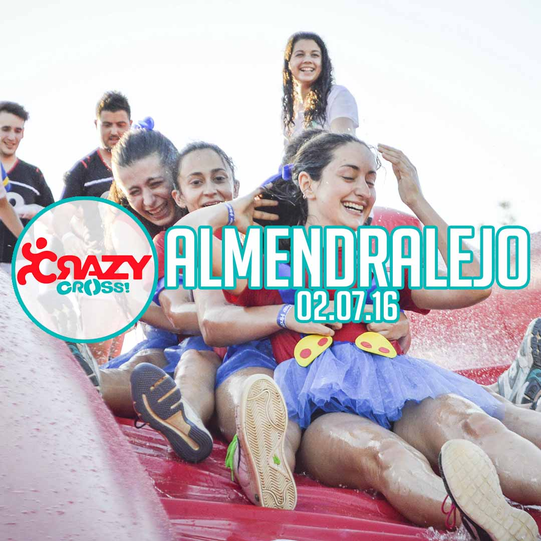 Crazy Cross Almendralejo 2016