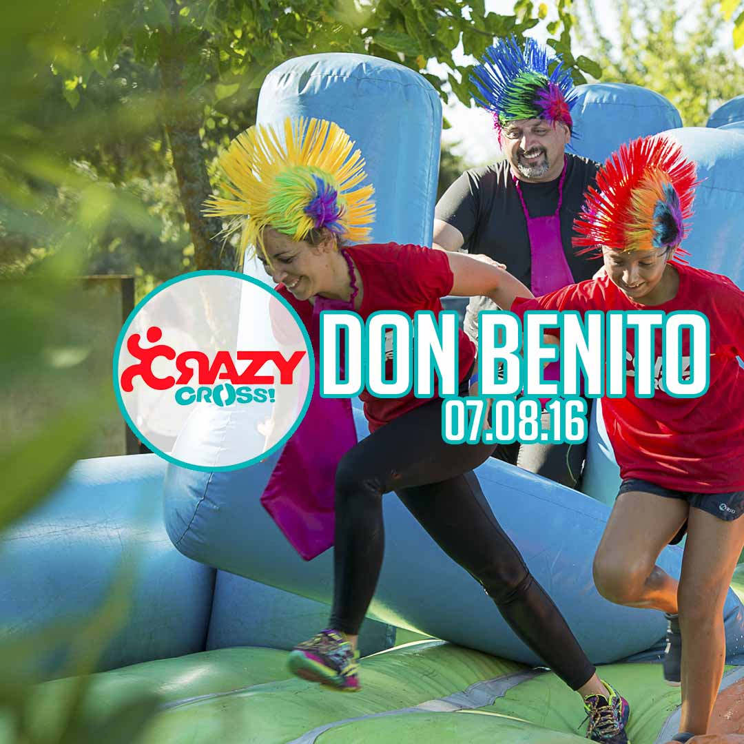Crazy Cross Don Benito 2016