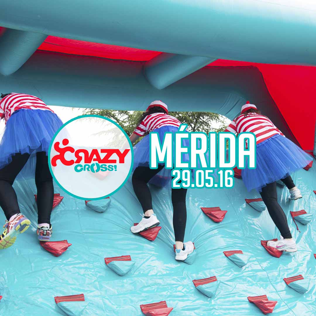 Crazy Cross Mérida 2016