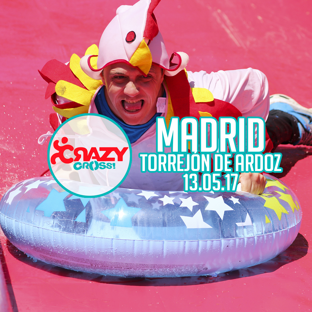 Crazy Cross Torrejón de Ardoz 2017