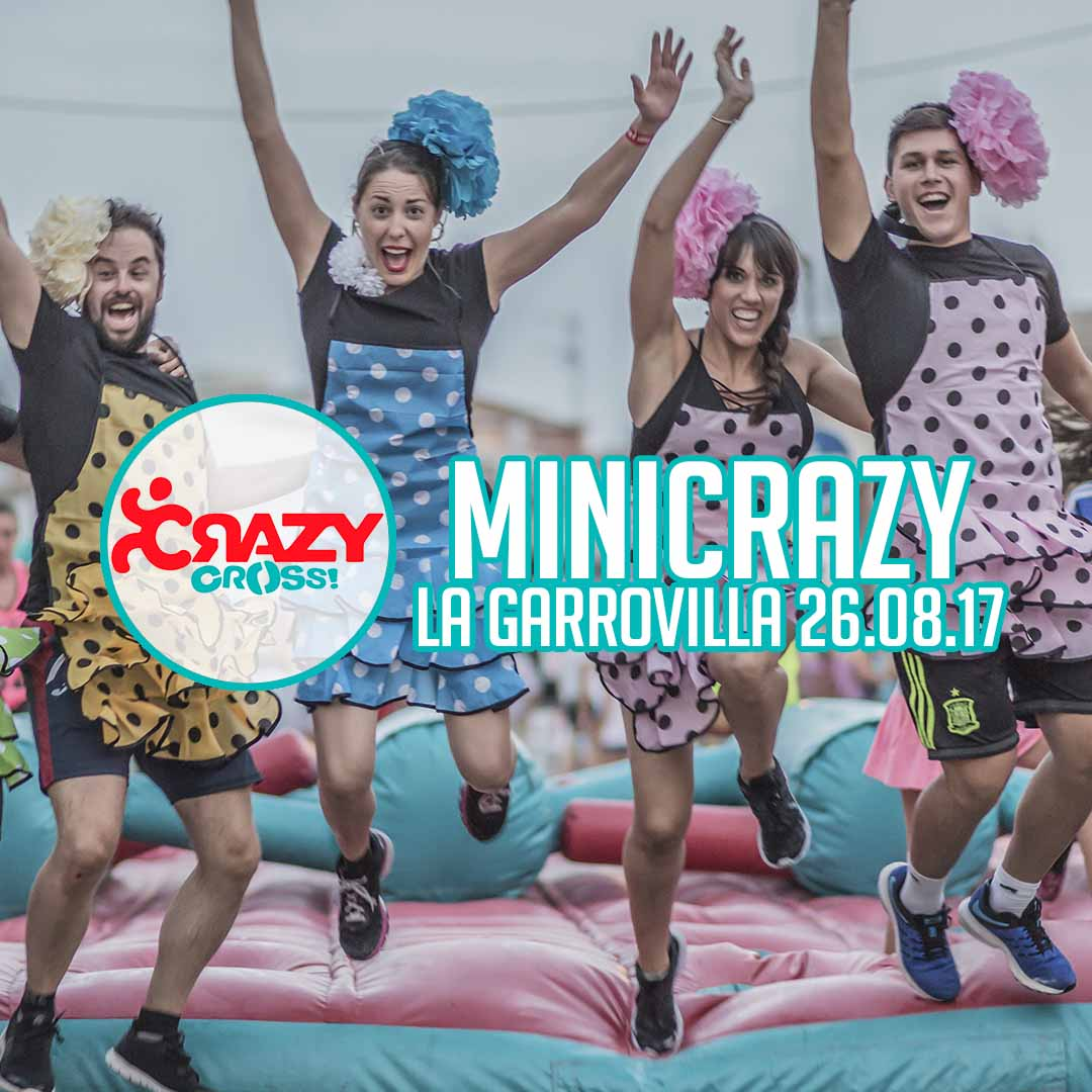 Mini Crazy Cross La Garrovilla 2017