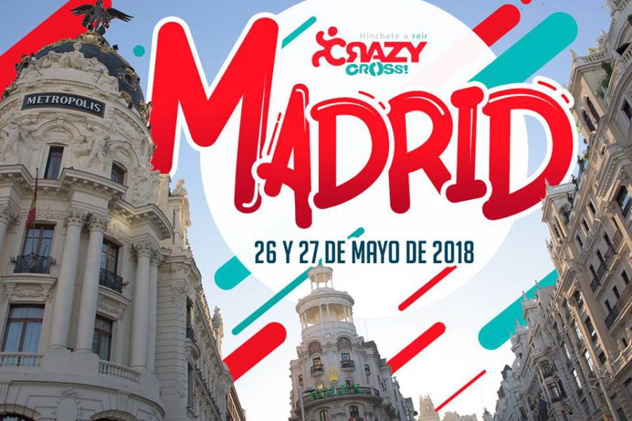 ¡¡Crazy Cross en Madrid 2018!!