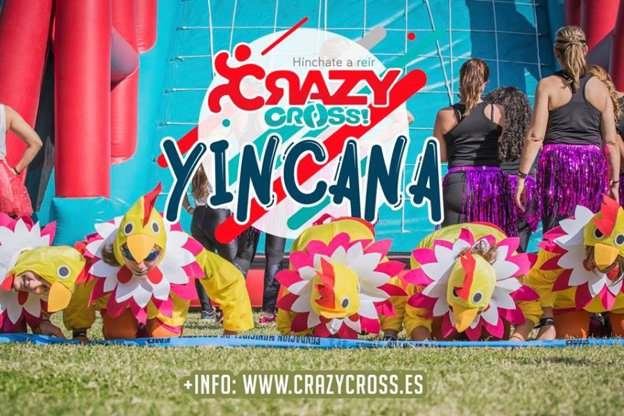 Crazy Cross Yincana!